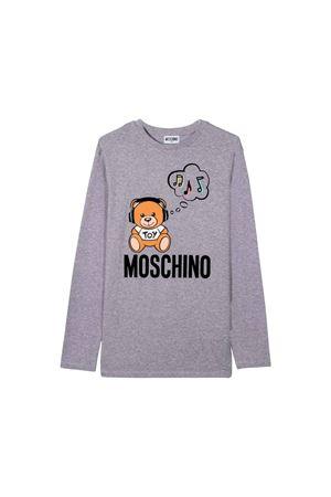 DOUBLE SWEATERMOSCHINO KIDS MOSCHINO KIDS | 8 | HUK01TLBA1284011