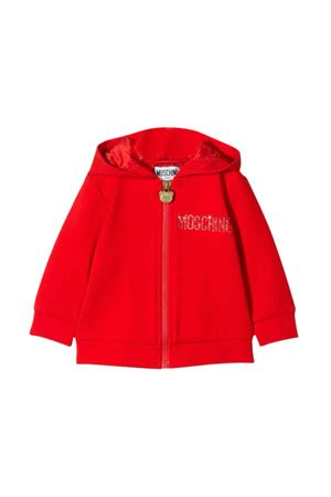 Red jacket  Moschino kids MOSCHINO KIDS | 13 | MDA000LJA0250109