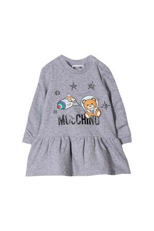 Abito grigio Moschino kids  MOSCHINO KIDS | 11 | MDV07KLDA1760901