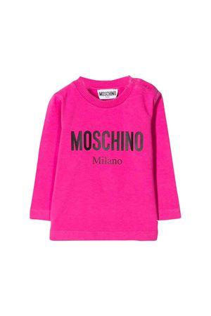 Moschino kids fuchsia t-shirt MOSCHINO KIDS | 8 | MNM01VLBA1250323