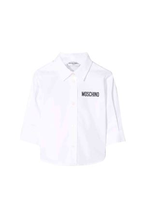 Camicia bianca Moschino kids MOSCHINO KIDS | 6 | MPC002LMA0110101