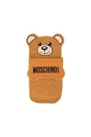 Newborn Moschino kids brown bag  MOSCHINO KIDS | 1213468668 | MUE009LIA0020093