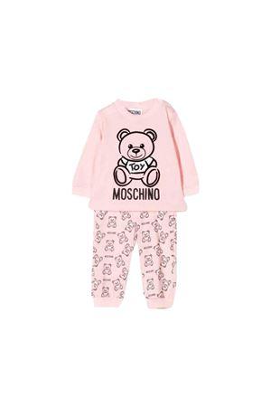 Tuta rosa Moschino kids MOSCHINO KIDS | 75988882 | MUK02FLAB1350209