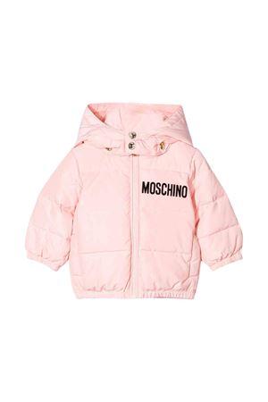 Moschino kids pink jacket MOSCHINO KIDS | 13 | MUS01IL3A1050209