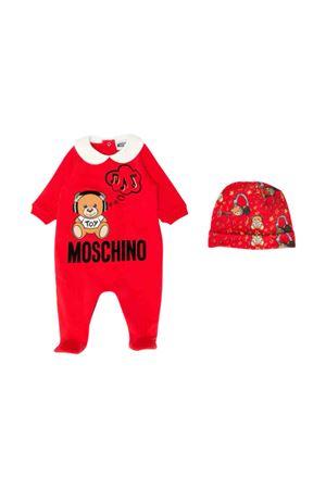 Moschino kids newborn gift set MOSCHINO KIDS | -202268645 | MUY028LDA1750109