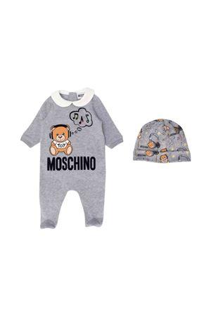 Moschino kids newborn gift set MOSCHINO KIDS | -202268645 | MUY028LDA1760901