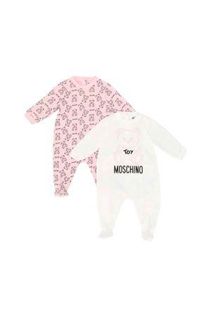MOSCHINO KIDS NEWBORN GIFT SET  MOSCHINO KIDS | -202268645 | MUY02CLAB1384906