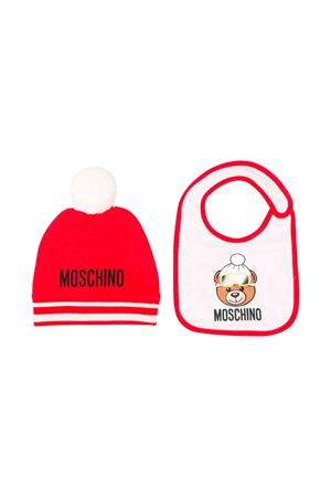 Moschino kids newborn set  MOSCHINO KIDS | 75988882 | MUY02JLDA1450109