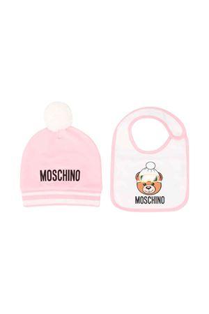 Moschino kids newborn set  MOSCHINO KIDS | 75988882 | MUY02JLDA1450209
