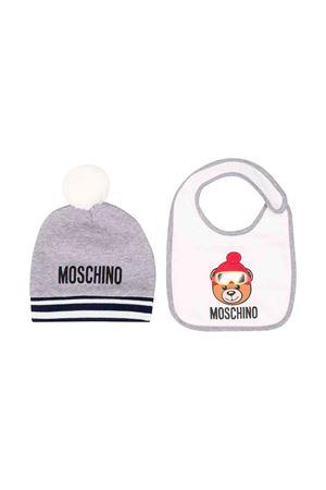 Moschino kids newborn set  MOSCHINO KIDS | 75988882 | MUY02JLDA1460901