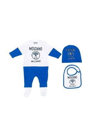 SET REGALO NEONATO MOSCHINO KIDS MOSCHINO KIDS | 5032327 | MUY02LLDA1640295