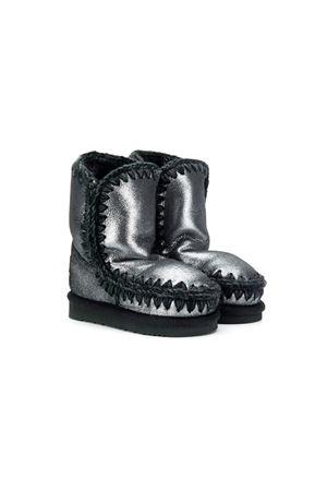 Black eskimo boots Mou kids teen  Mou kids   12   ESKIMO18MGBLKT