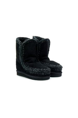 Black eskimo boots Mou kids teen  Mou kids | 12 | ESKIMOBOOT24BKBKT
