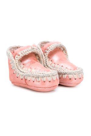 Antique pink baby eskimo boots Mou kids Mou kids | 12 | ESKIMOINFANTMGAROS