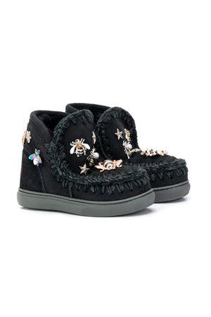 Mou kids black eskimo boots  Mou kids | 12 | ESKIMOSNEAKERBKBK