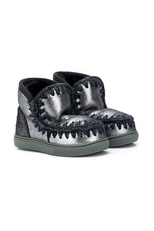 Mou kids silver eskimo boots  Mou kids | 12 | ESKIMOSNEAKERMGBLK