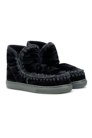 Black eskimo boots Mou kids  Mou kids | 12 | ESKIMOSNEAKERVELNBK