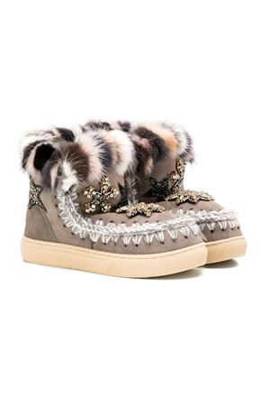 Grey  eskimo boots Mou kids teen  Mou kids | 12 | ESKISNEAKERNGRET