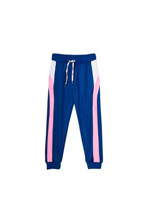 Jogging pants blu royal bambina MSGM kids MSGM KIDS | 9 | 020259130