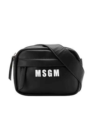 MSGM kids black shoulder bag MSGM KIDS | 31 | 020275110