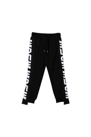 Pantaloni nero MSGM kids MSGM KIDS | 9 | 020287110
