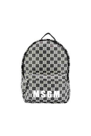Zainetto a scacchi MSGM kids MSGM KIDS | 279895521 | 020994200