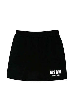 BLACK SKIRT MSGM KIDS TEEN  MSGM KIDS | 15 | 021007110T