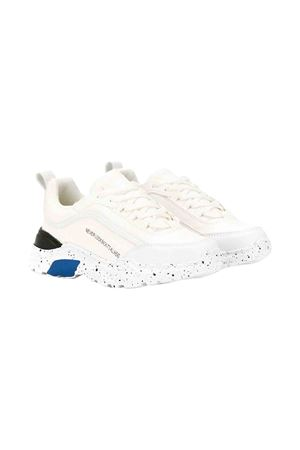 White MSGM kids sneakers  MSGM KIDS | 12 | 021140001