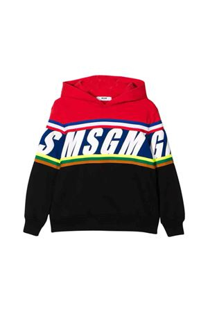 MSGM Kids multicolor sweatshirt MSGM KIDS | 5032280 | 021371110/07