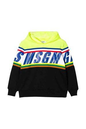 MSGM Kids multi-colored sweatshirt MSGM KIDS | 5032280 | 021371110/28