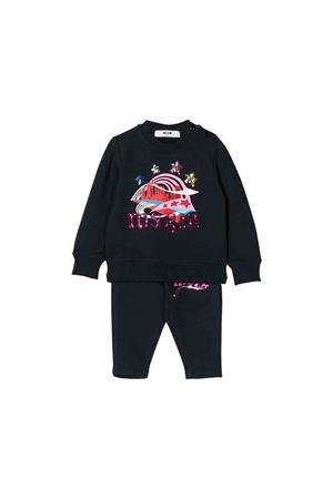 Completo neonata blu MSGM Kids MSGM KIDS | -108764232 | 021833060