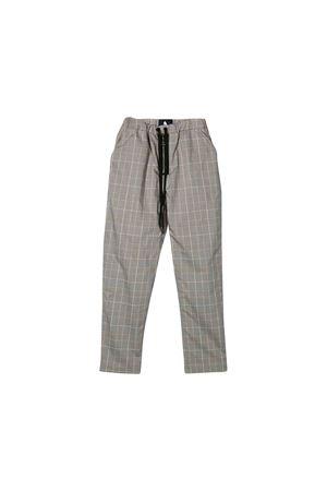 Grey teen trousers Natasha Zinko NATASHA ZINKO KIDS | 9 | DUO30205T
