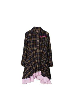 Light brown dress with pink details Natasha Zinko kids NATASHA ZINKO KIDS | 11 | MNZ10715