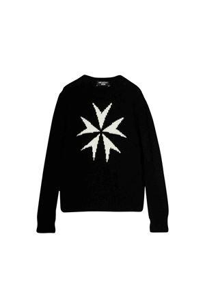 Neil Barrett kids black sweater  NEIL BARRETT KIDS | 7 | 020577110