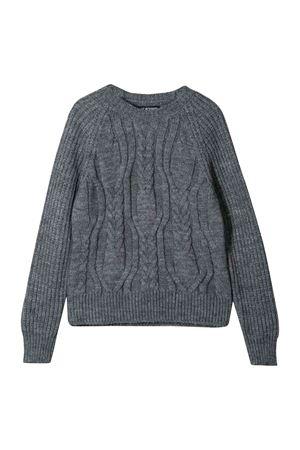Gray baby sweater Neil Barrett kids  NEIL BARRETT KIDS | 7 | 020593101