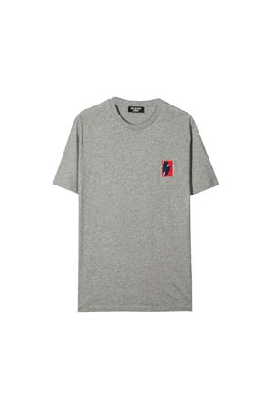Light gray Neil Barrett kids t-shirt  NEIL BARRETT KIDS | 8 | 020614101