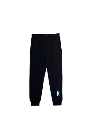 Navy blue jogging pants Neil Barrett kids  NEIL BARRETT KIDS | 9 | 020615160