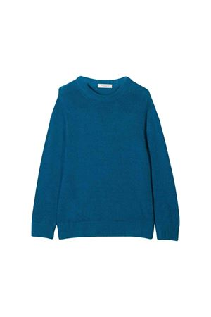 Blue sweater Paolo Pecora kids Paolo Pecora kids | 7 | PP1913PAVONE