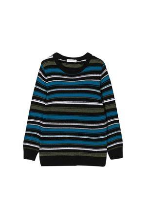 Striped sweater Paolo Pecora kids  Paolo Pecora kids | 7 | PP1915PAVONE