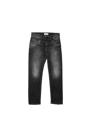 Black jeans Paolo Pecora kids  Paolo Pecora kids | 24 | PP1941NERO
