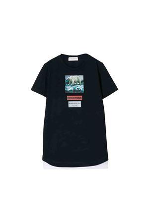 Blue t-shirt Paolo Pecora kids teen Paolo Pecora kids | 8 | PP1947BLUT