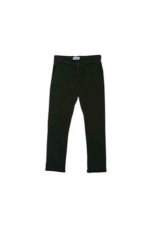 Dark green chino trousers Paolo Pecora kids Paolo Pecora kids | 2011689977 | PP1955PINO