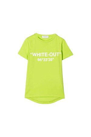 Acid green t-shirt Paolo Pecora kids  Paolo Pecora kids | 8 | PP1956UNICA
