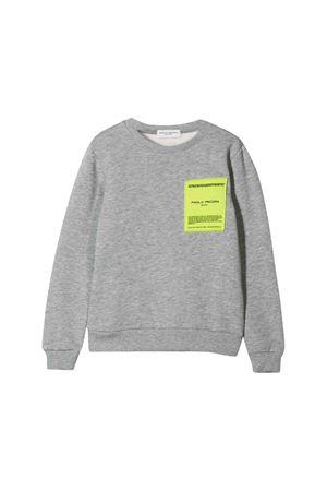Gray sweatshirt Paolo Pecora kids teen  Paolo Pecora kids | -108764232 | PP1962UNICAT