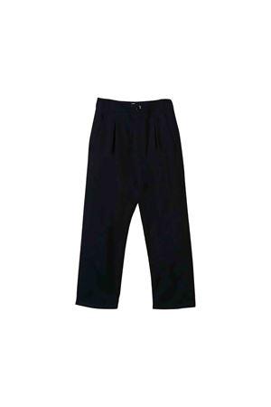 Paolo Pecora kids blue kids trousers  Paolo Pecora kids | 9 | PP1977BLU