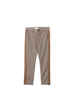 Checkered pants Paolo Pecora kids  Paolo Pecora kids | 9 | PP1999BISCOTTO