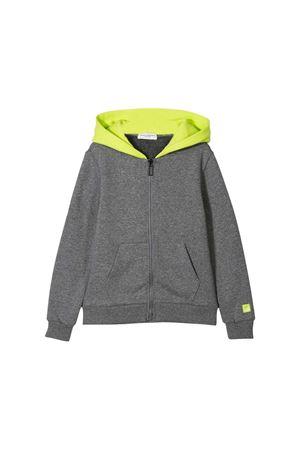 Gray sweatshirt Paolo Pecora kids teen  Paolo Pecora kids | -108764232 | PP2002ANTRACITET