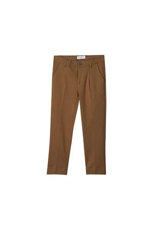 Pantaloni marrone biscotto Paolo Pecora kids Paolo Pecora kids | 9 | PP2018BISCOTTO