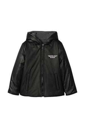 Anthracite gray jacket Paolo Pecora kids teen  Paolo Pecora kids | 13 | PP2034ANTRACITET