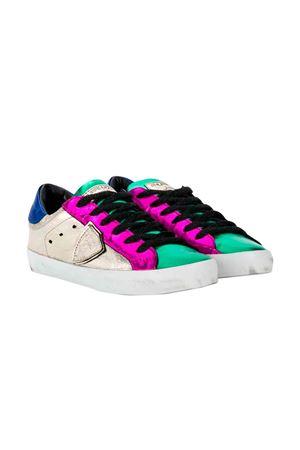 Sneakers multicolore bambina Philippe Model kids PHILIPPE MODEL KIDS | 12 | CLL0MM6